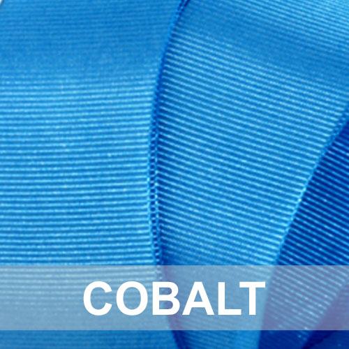 cobalt blue grosgrain