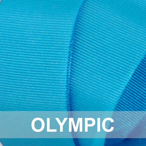 olympic blue grosgrain