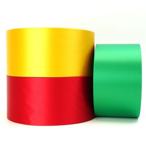 96mm acetate satin sash ribbon