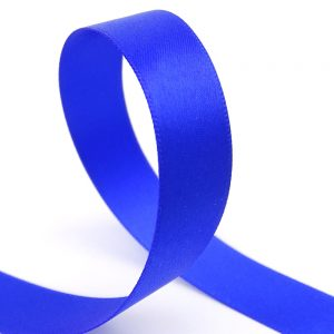 15mm ink double sided satin ribbon