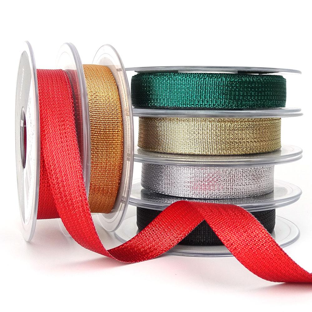 berisfords textured metallic ribbon