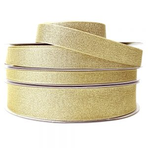 wholesale gold lame ribbon