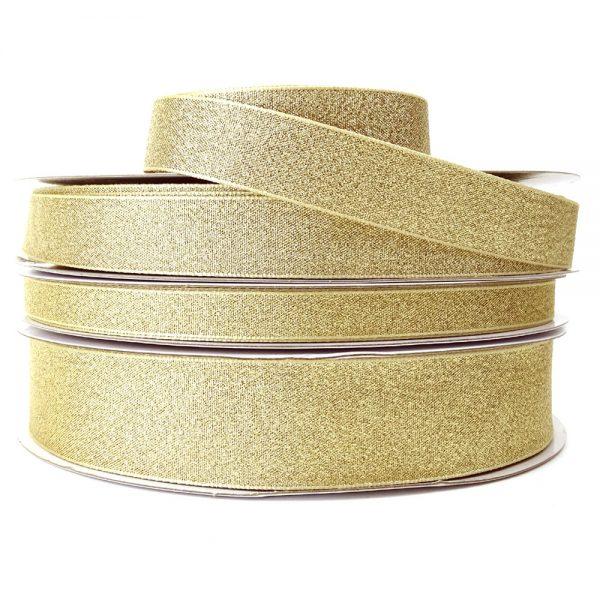 wholesale gold lame ribbon