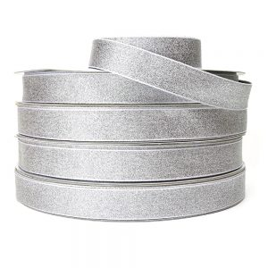 wholesale silver lame ribbon