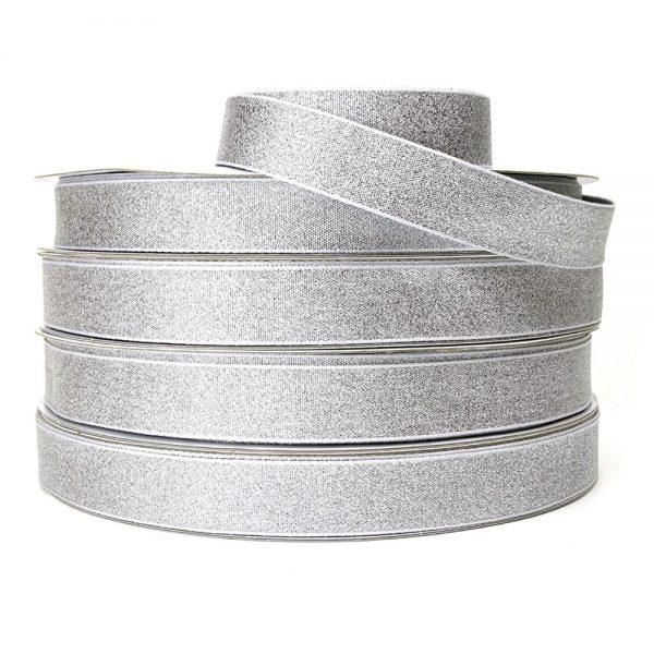 wholesale silver lame ribbon