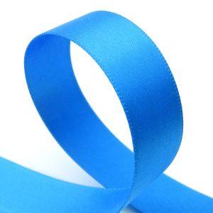 15mm monaco blue clearance satin ribbon