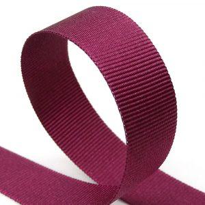 15mm claret cheap grosgrain ribbon