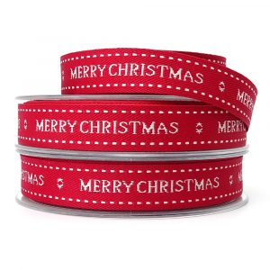 berisfords 43591 col1 christmas wishes ribbon