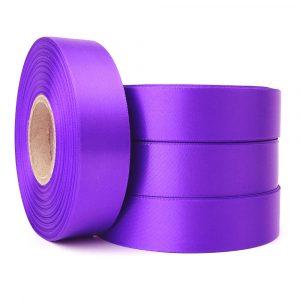 damson doublefaced satin ribbon